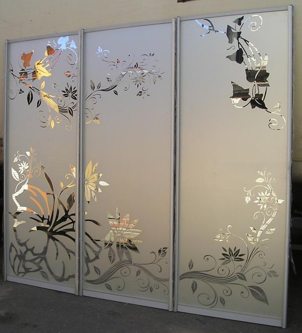 зеркало с рисунком шкаф купе